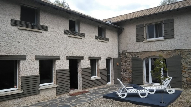 Sale house / villa Tence 220 000€ - Picture 2