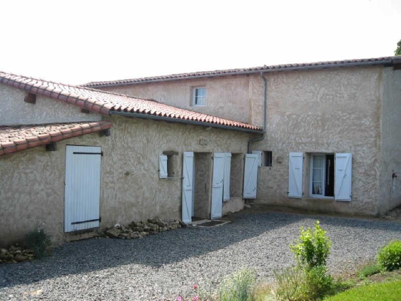 Vente maison / villa Souvigne 280800€ - Photo 8