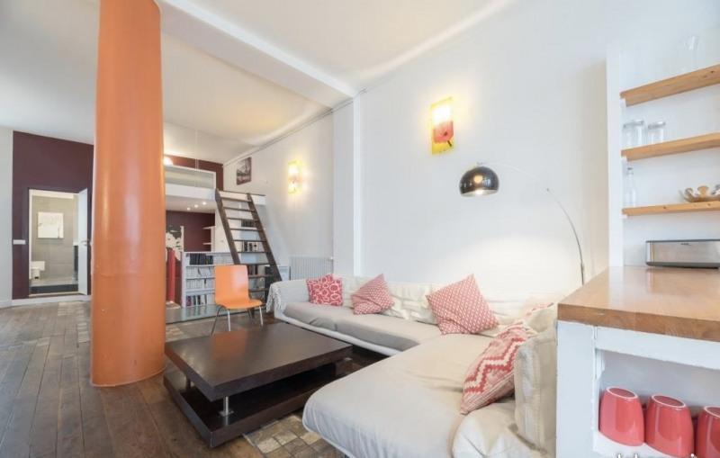 Vente appartement Paris 10ème 990000€ - Photo 1