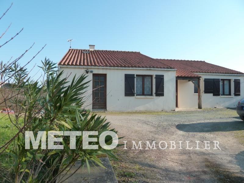 Sale house / villa Ste gemme la plaine 149660€ - Picture 1
