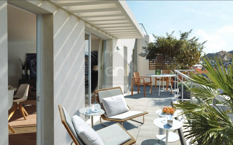 Vente appartement Marseille 10ème 251700€ - Photo 2