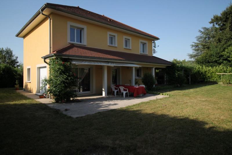 Vente maison / villa Morestel 298000€ - Photo 2