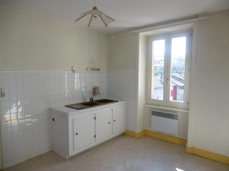 Location appartement Pontcharra sur turdine 393€ CC - Photo 1