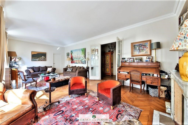 Vente de prestige appartement Paris 17ème 1 595 000€ - Photo 3