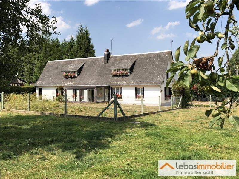 Vendita casa Yvetot 129000€ - Fotografia 1