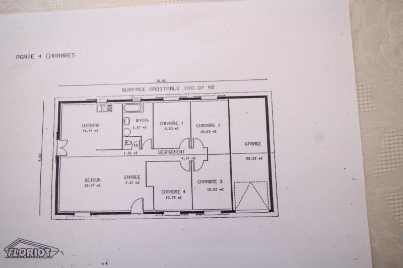 Vente maison / villa Faverges de la tour 192600€ - Photo 9