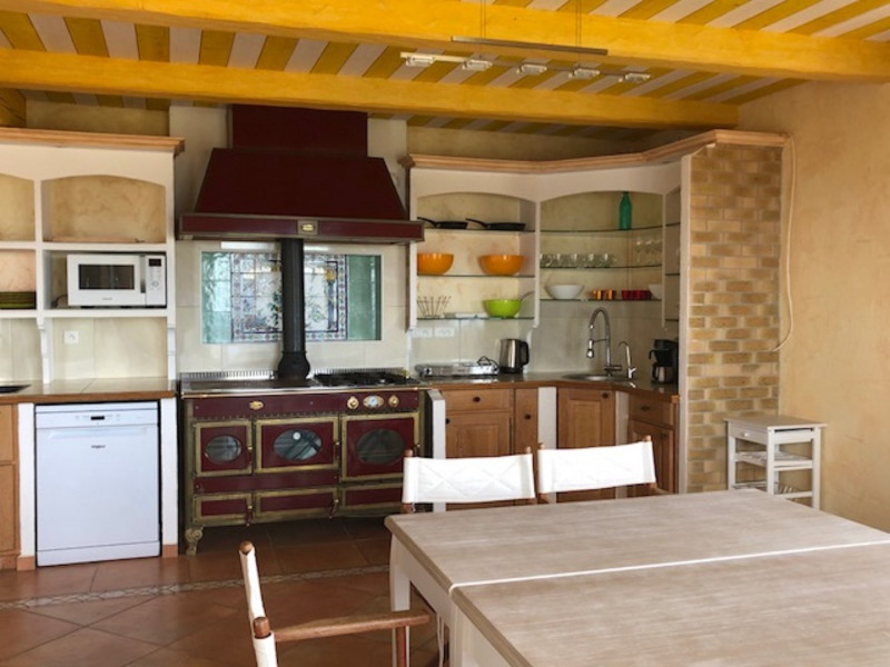 Vacation rental house / villa Les issambres 1 875€ - Picture 10