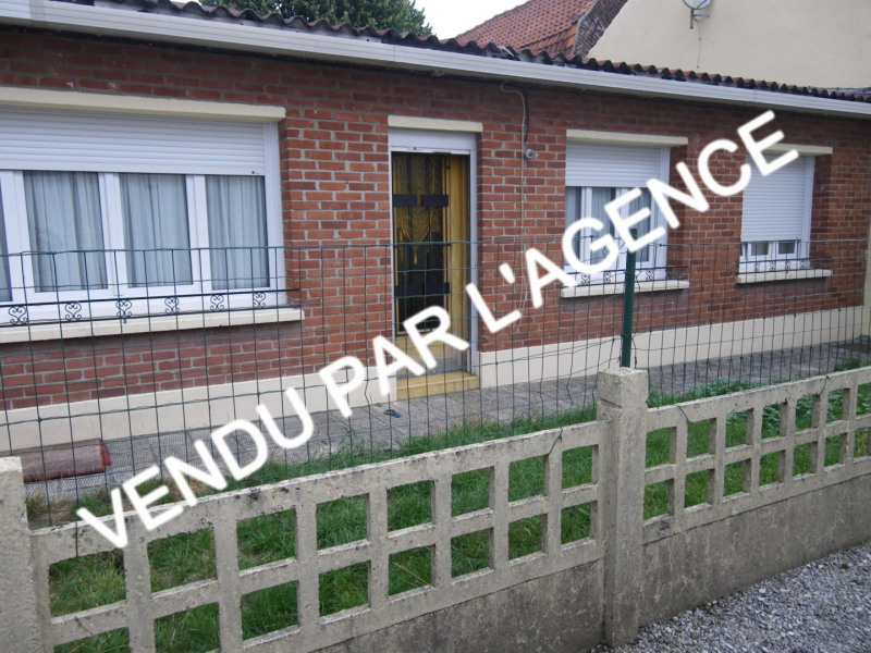 Vente maison / villa Bauvin 122900€ - Photo 1
