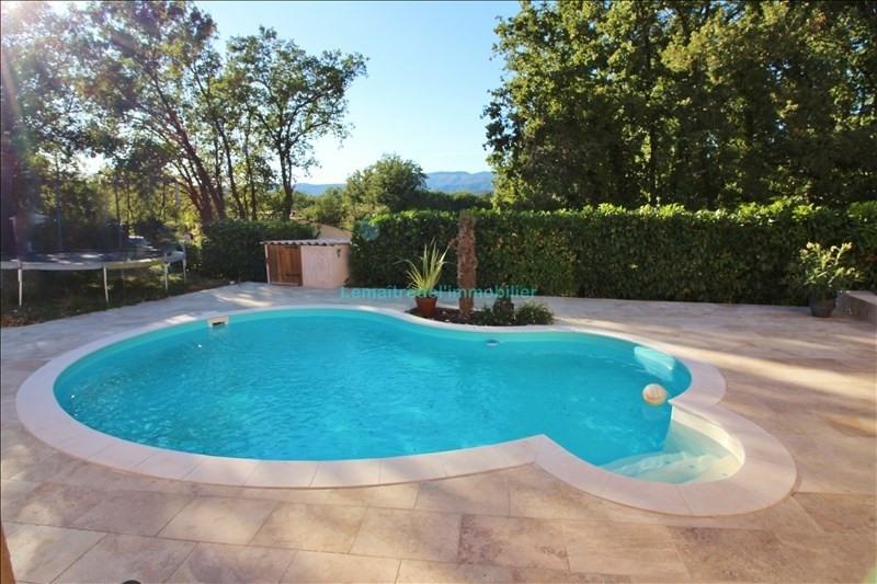Vente maison / villa Saint cezaire sur siagne 416000€ - Photo 2