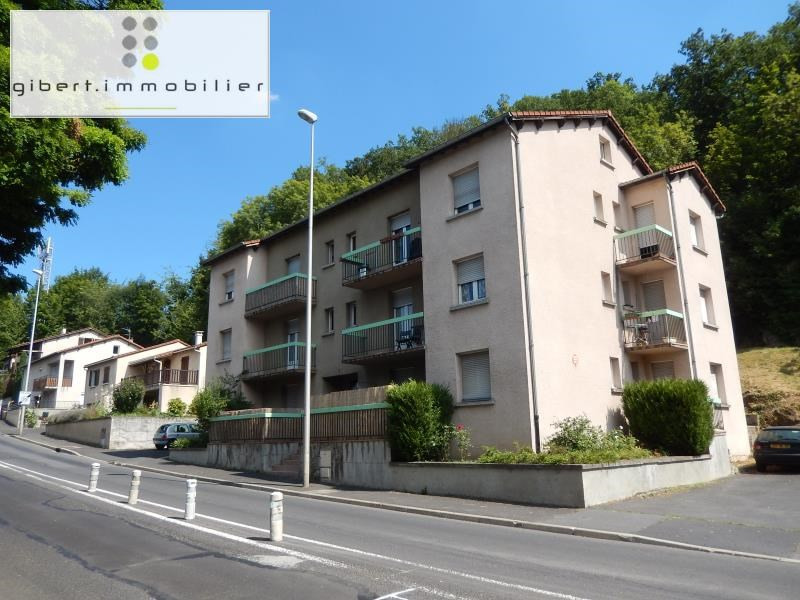 Location appartement Le puy en velay 380€ CC - Photo 1