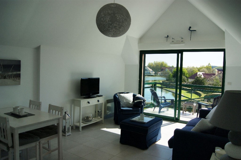 Sale apartment Merlimont 106500€ - Picture 5