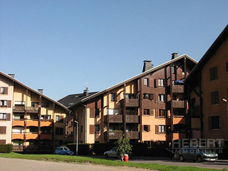 Rental apartment Sallanches 600€ CC - Picture 3