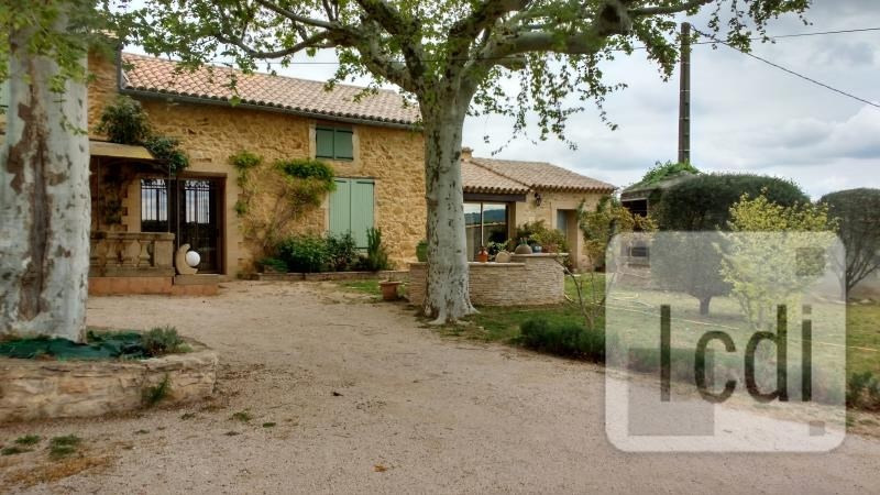 Vente maison / villa Tresques 365 000€ - Photo 1