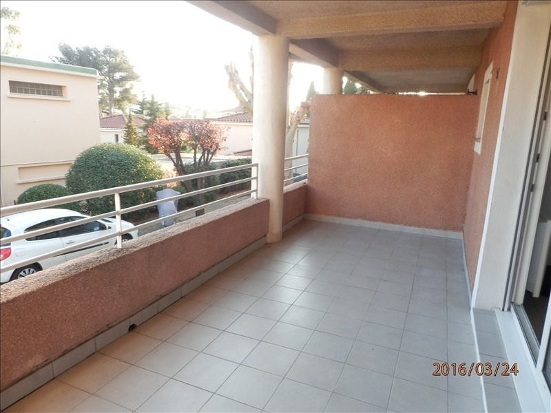 Location appartement Toulon 670€ CC - Photo 1