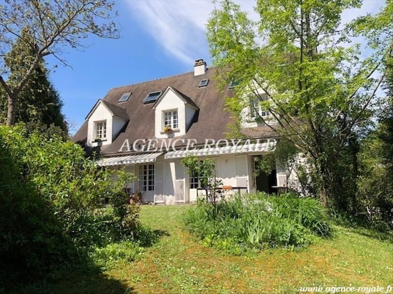 Sale house / villa Chambourcy 955000€ - Picture 3