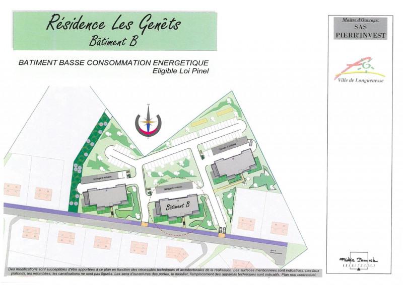 Vente appartement Longuenesse 266000€ - Photo 2