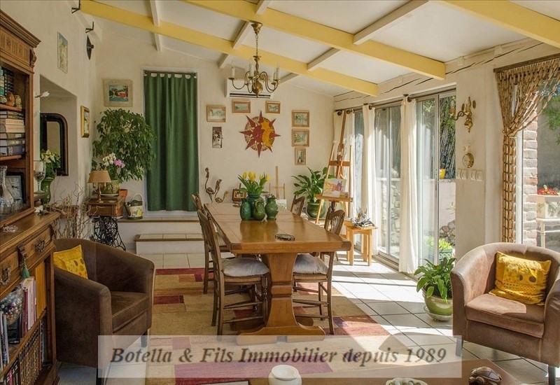 Immobile residenziali di prestigio casa Barjac 572000€ - Fotografia 4