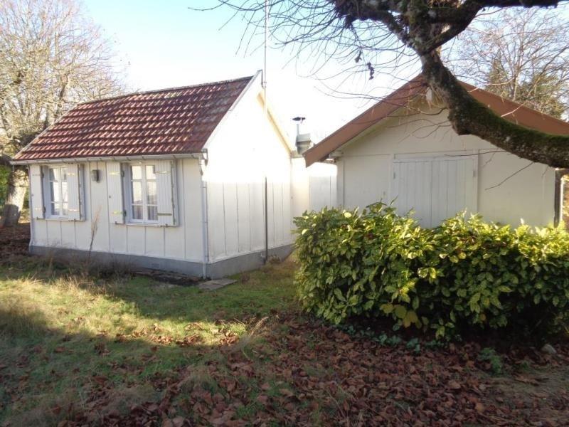 Sale site Bois le roi 169000€ - Picture 1