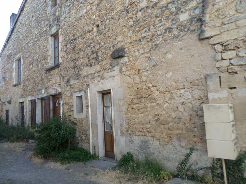 Produit d'investissement immeuble Lussac les chateaux 80500€ - Photo 6