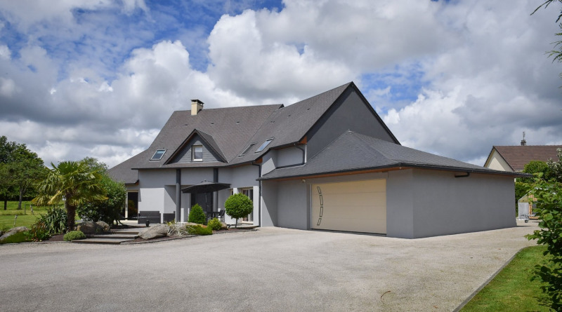 Revenda casa Conde sur vire 420000€ - Fotografia 1