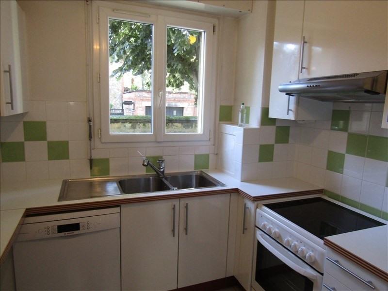 Rental apartment Maisons-laffitte 940€ CC - Picture 3