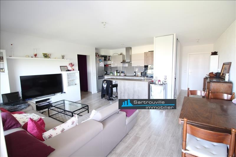 Vente appartement Sartrouville 299 000€ - Photo 1