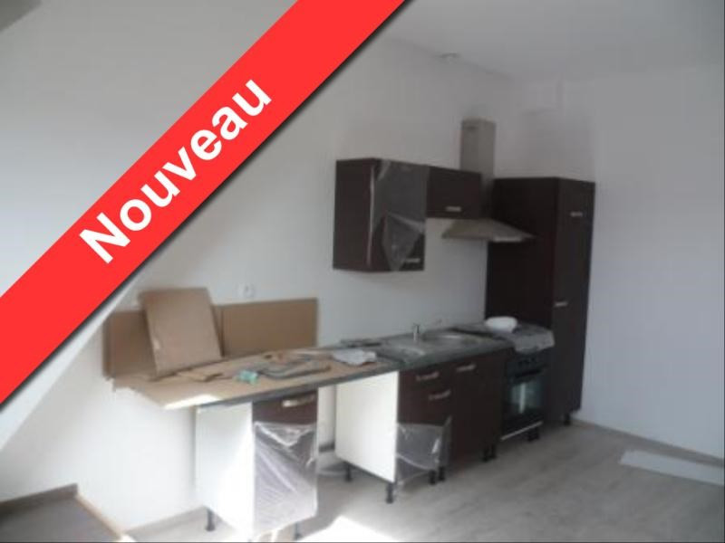 Location appartement Saint - omer 440€ CC - Photo 1
