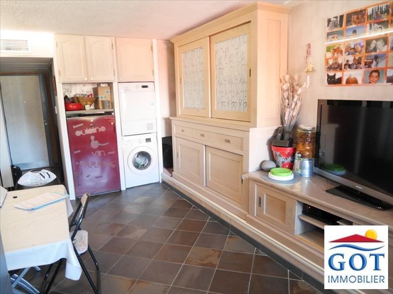 Venta  apartamento Le barcares 111500€ - Fotografía 4