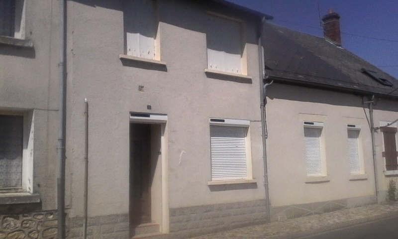 Vente maison / villa Mery es bois 59000€ - Photo 2