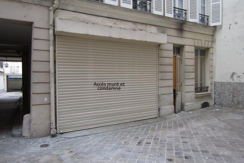 Location local commercial Paris 17ème 1100€ HC - Photo 1