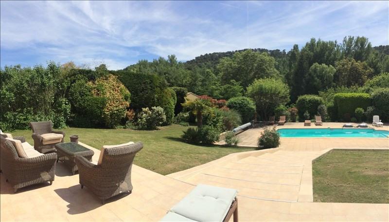 Rental house / villa Luynes 2700€ CC - Picture 1