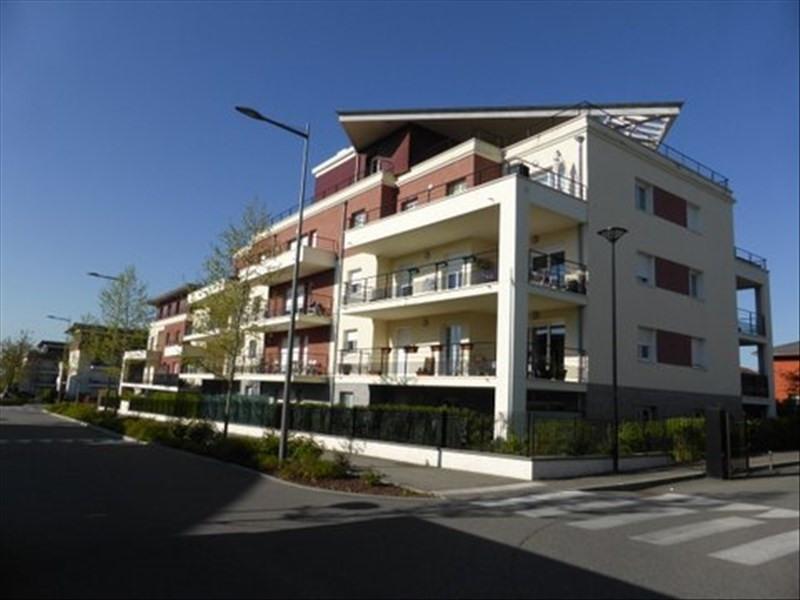 Rental apartment Prevessin-moens 860€ CC - Picture 1