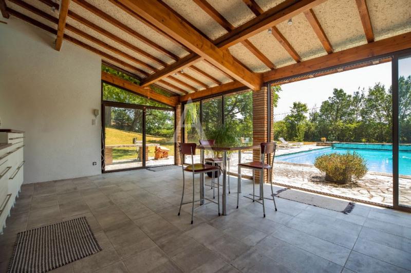 Deluxe sale house / villa La salvetat saint gilles 890000€ - Picture 5