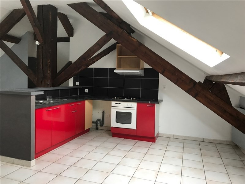 Rental apartment St romain en gal 690€ CC - Picture 3
