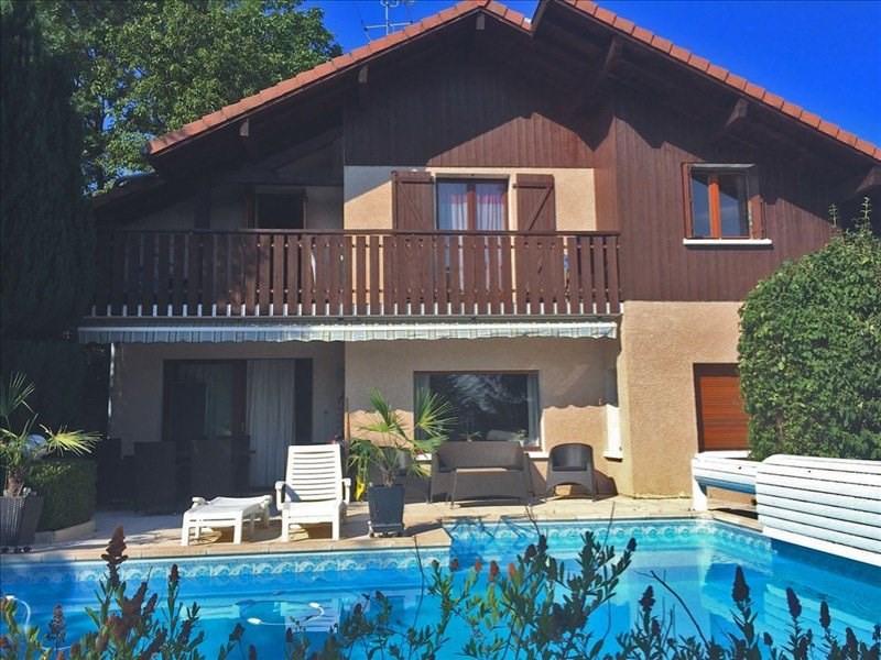 Vente de prestige maison / villa Lucinges 725000€ - Photo 8