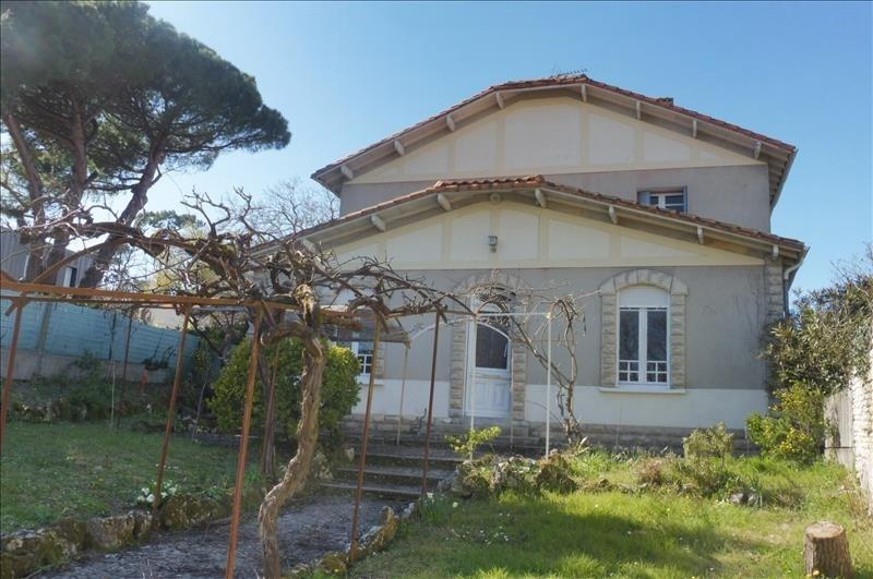 Vente maison / villa Meschers sur gironde 302100€ - Photo 1
