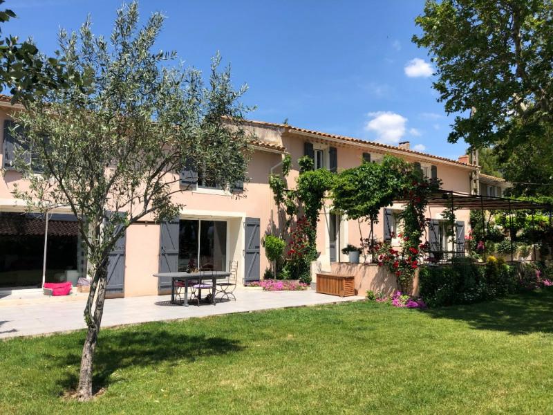 Deluxe sale house / villa Aix en provence 750000€ - Picture 2