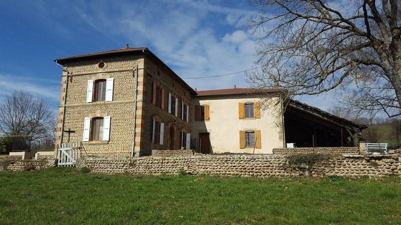 Vente maison / villa Hauterives 399000€ - Photo 1