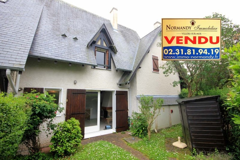 Vente maison / villa Villers sur mer 118000€ - Photo 1
