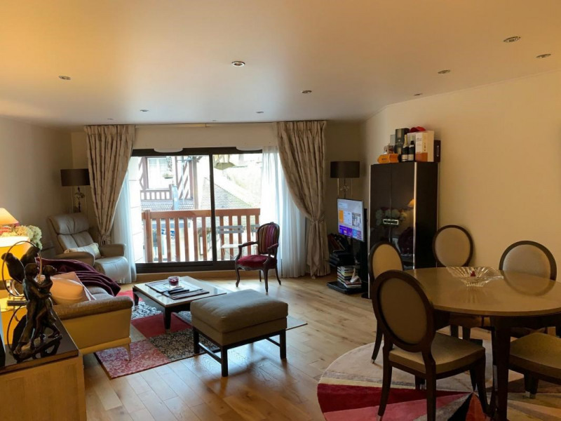 Revenda residencial de prestígio apartamento Deauville 795000€ - Fotografia 4