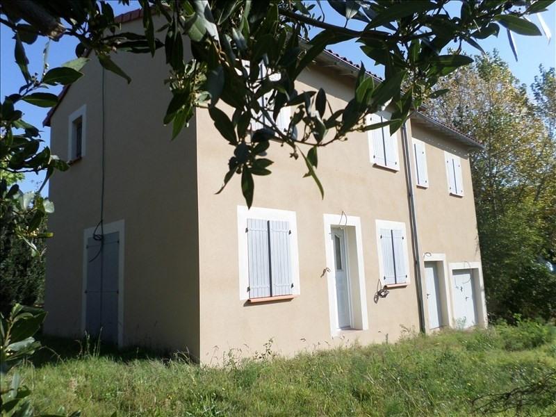 Vente maison / villa Castelnau d estretefonds 173000€ - Photo 1