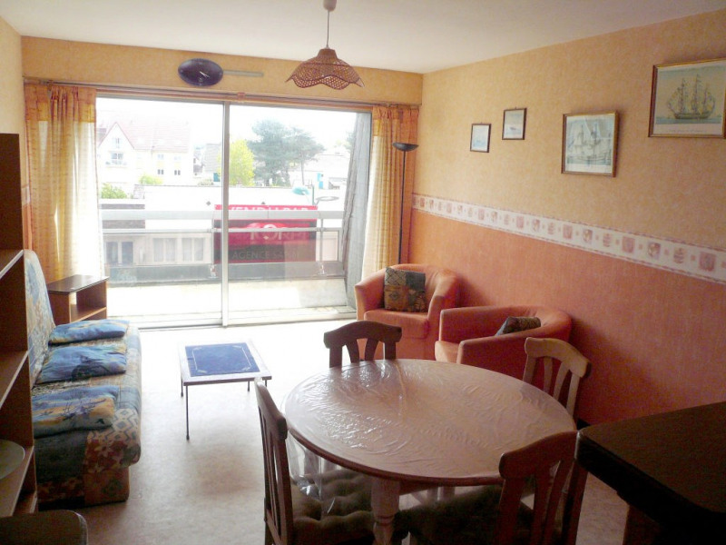 Vente appartement Cucq 117 000€ - Photo 1