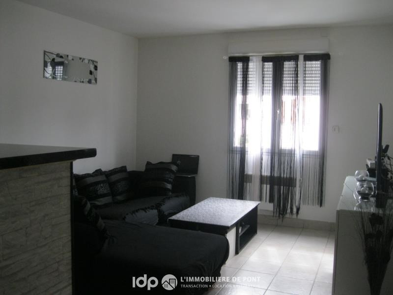 Location appartement Pont de cheruy 495€ CC - Photo 1