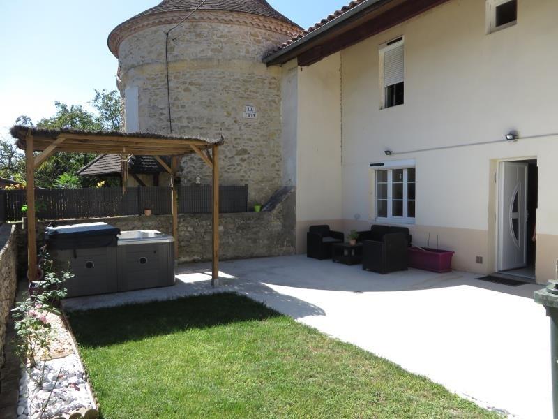 Vente maison / villa Sauveterre de guyenne 180000€ - Photo 2