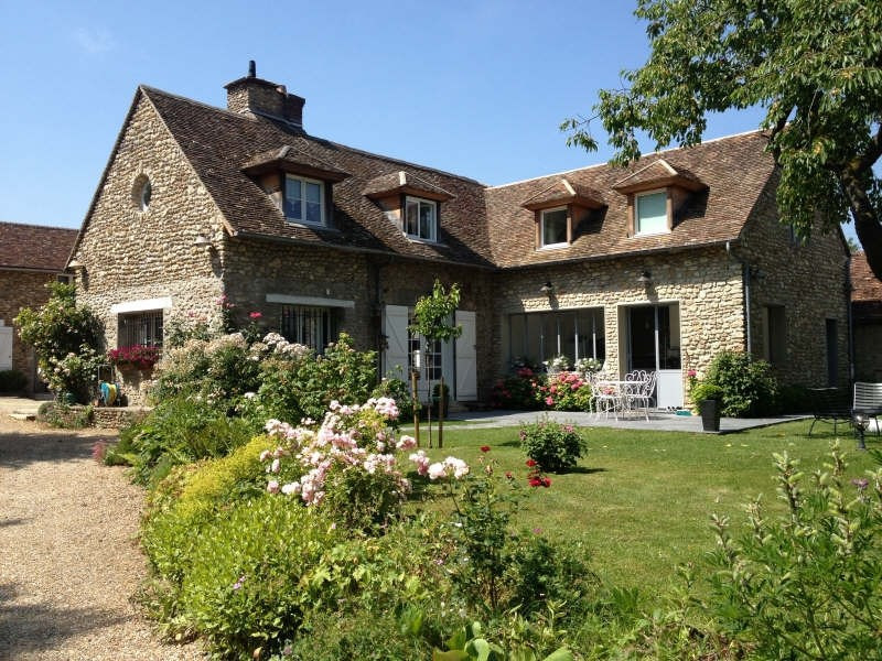 Vente maison / villa Grosrouvre 670 000€ - Photo 1
