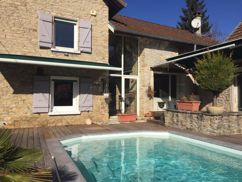 Vente maison / villa Chozeau 485000€ - Photo 1