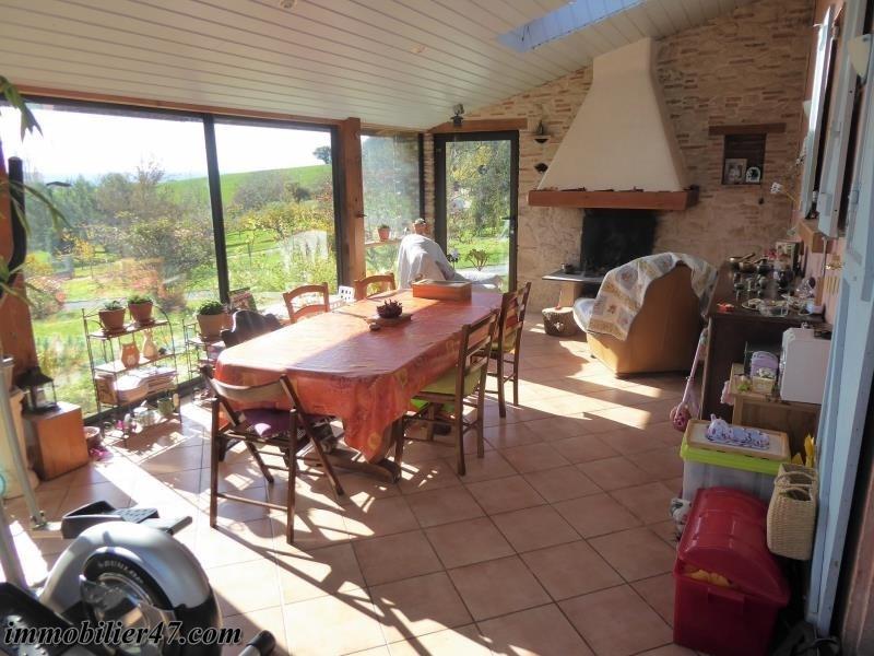 Sale house / villa Bazens 155000€ - Picture 4