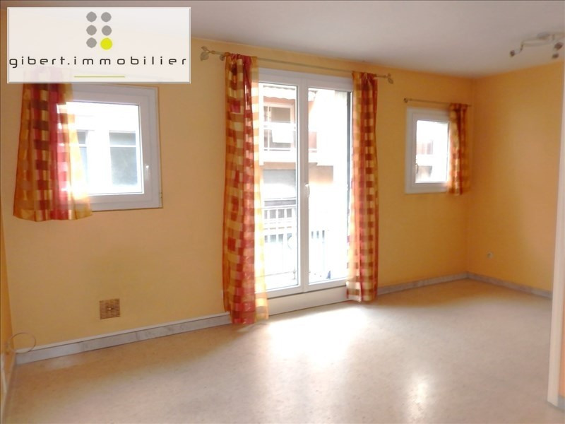 Rental apartment Le puy en velay 289,79€ CC - Picture 1