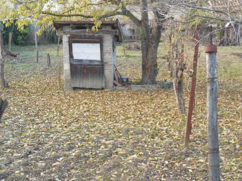 Vente terrain Cazeres 66000€ - Photo 1