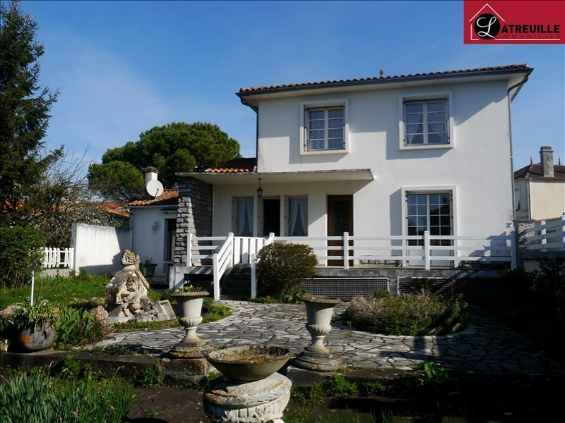 Sale house / villa Gemozac 138 000€ - Picture 1